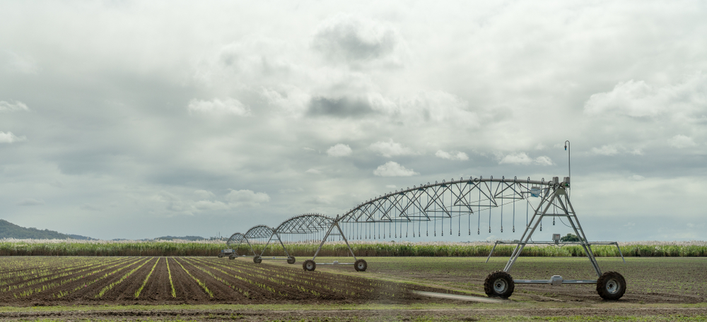 CENTRE PIVOT IRRIGATION